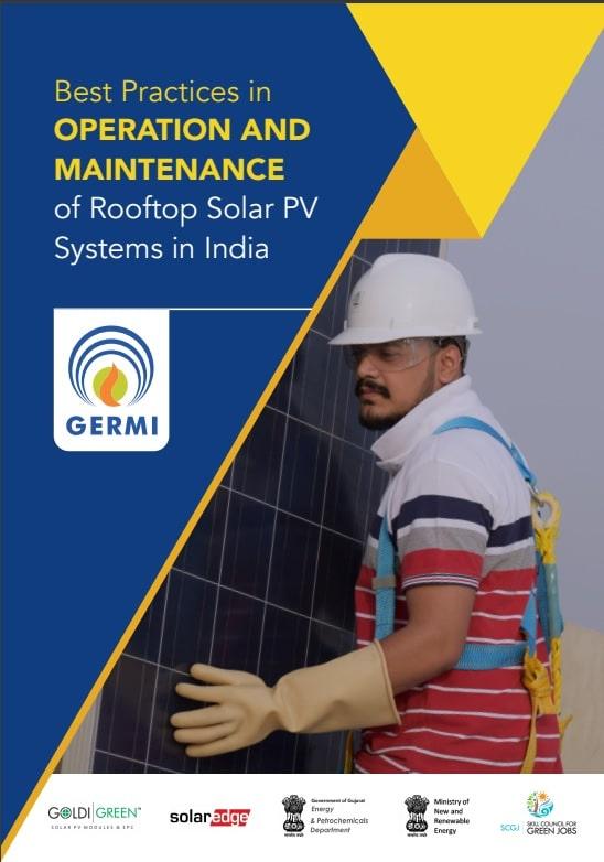 GERMI O&M Handbook for RTPV Systems